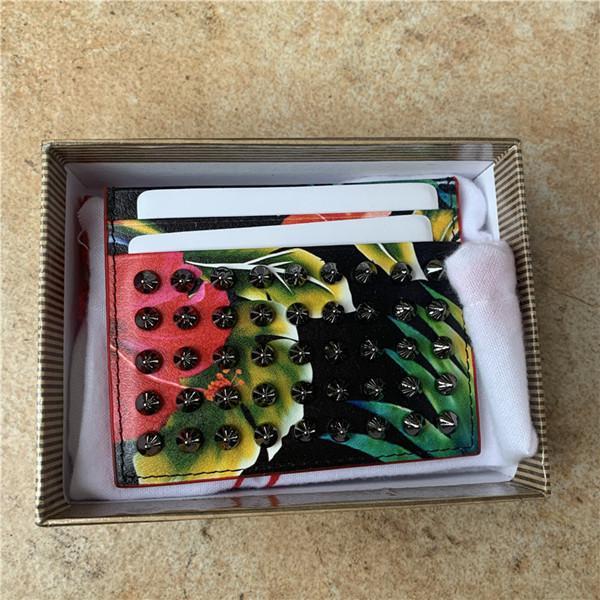 In strato testa salice chiodo modo del sacchetto piccola scheda compatta mini carta di credito tendenza laser titolare salice chiodo supporto di carta bovina