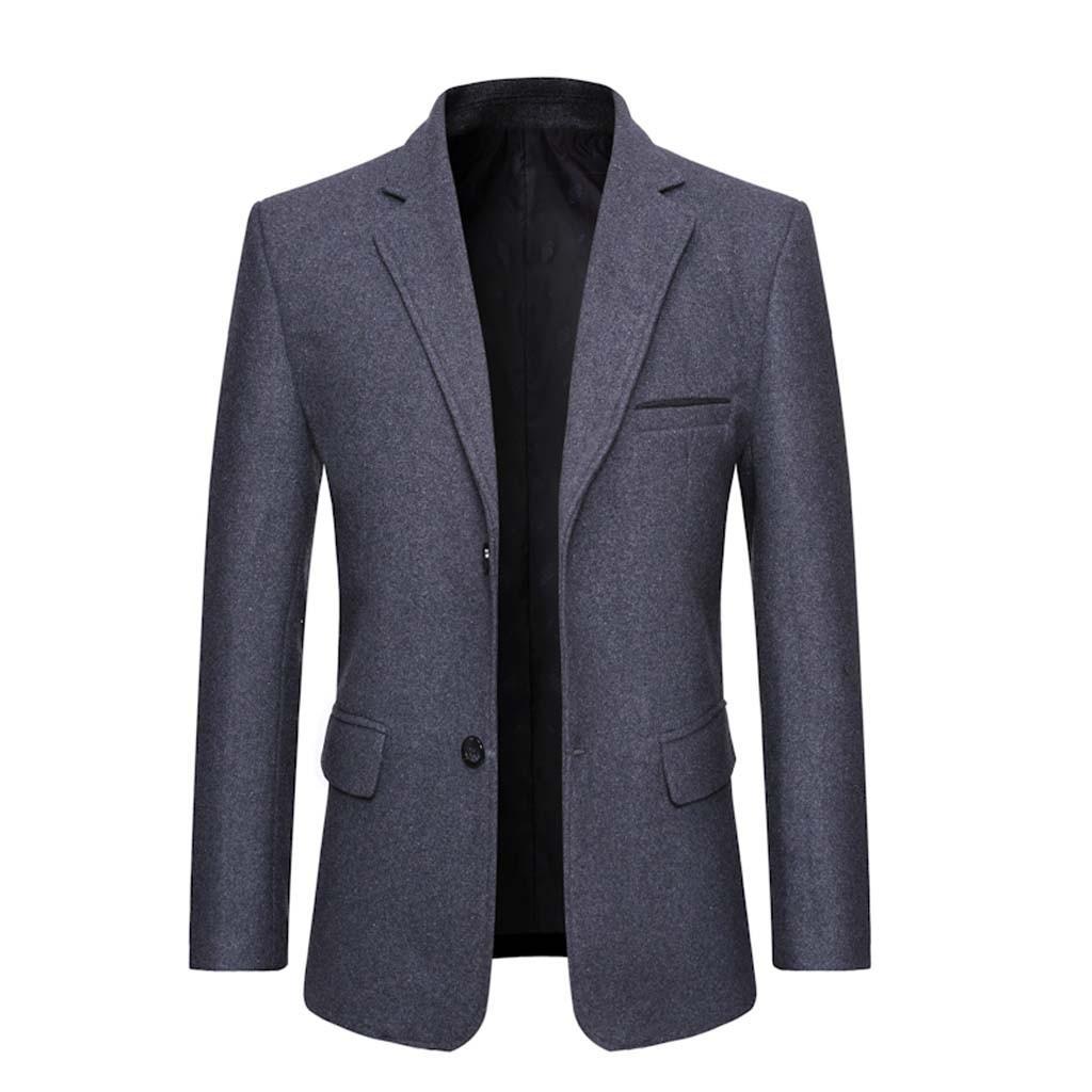 Мужская осень зима Кнопка вельвет с длинным рукавом куртки отворотом пальто Top Slim Fit Костюм куртка Мужской Пиджаки мужчин Для мужчин 10,28