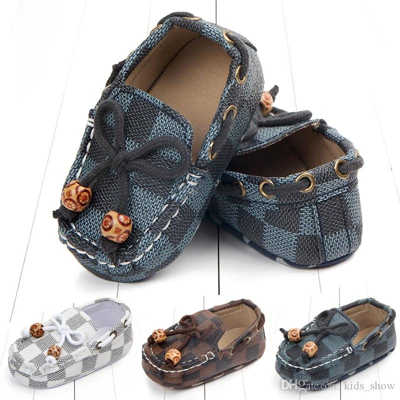 2020 Toddler Peas Shoes Infant Baby Boy
