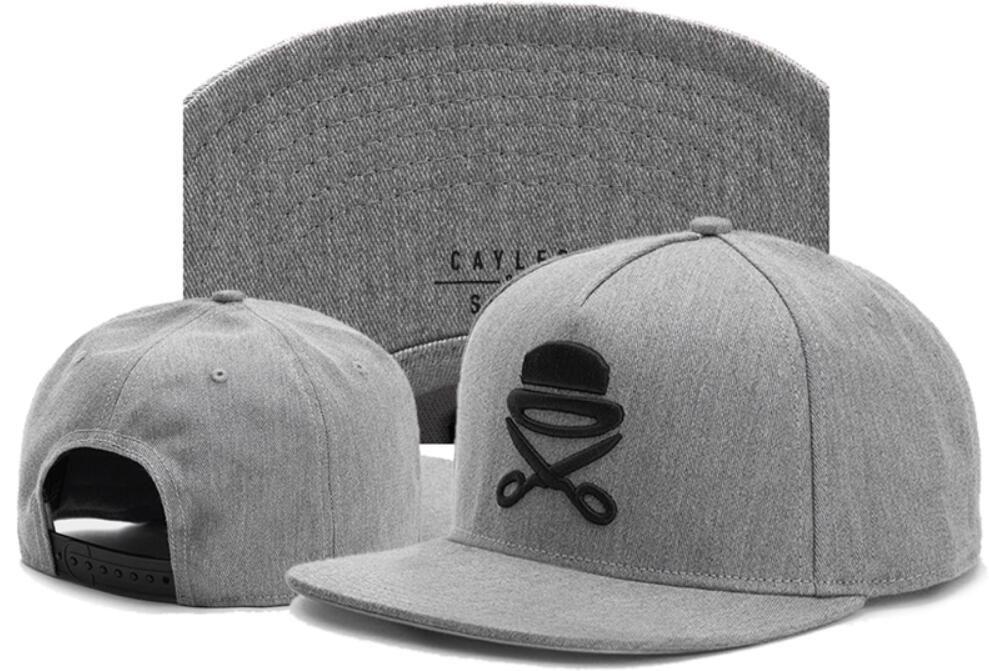 2019 New retail Fashion CAYLER & SONS Snapback Cap Hip-hop Men Women Snapbacks Hat Baseball Sports Cap, CAYLER&SONS Raider cap 00