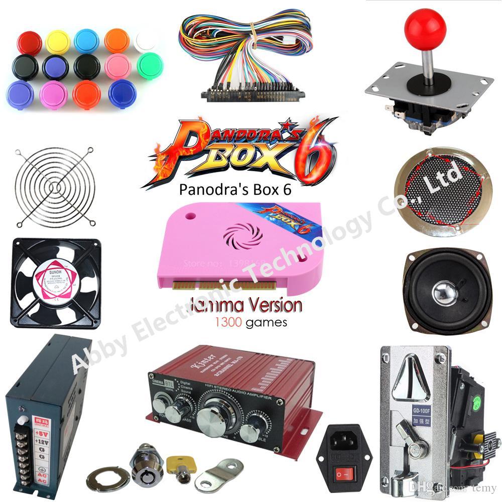 pandora arcade kit