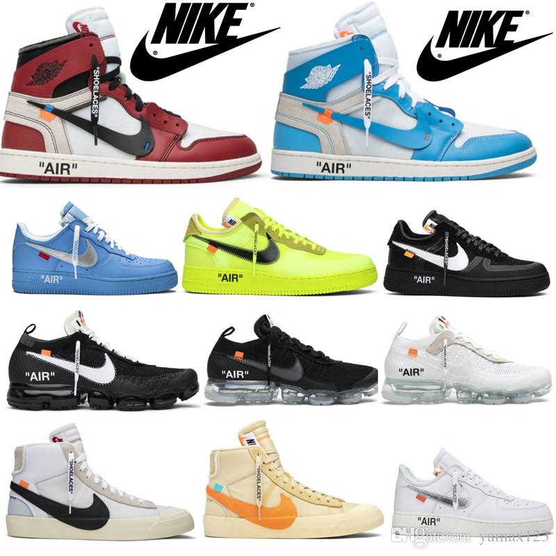 2019 OFF WHITE Air Force 1 Low 07 MCA