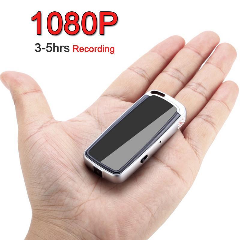 1080P 720P HD 3-5hrs مايكرو مفتاح سلسلة كاميرا رقمية كاميرة فيديو وتسجيل صوتي الصوت تسجيل الضوضاء الغاء البسيطة DV