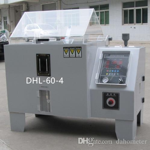 DHL-60 Profissional China Fornecedor Laboratório Mini Salt Spray Câmara de Teste De Corrosão Por Melhor Qualidade FRETE GRÁTIS