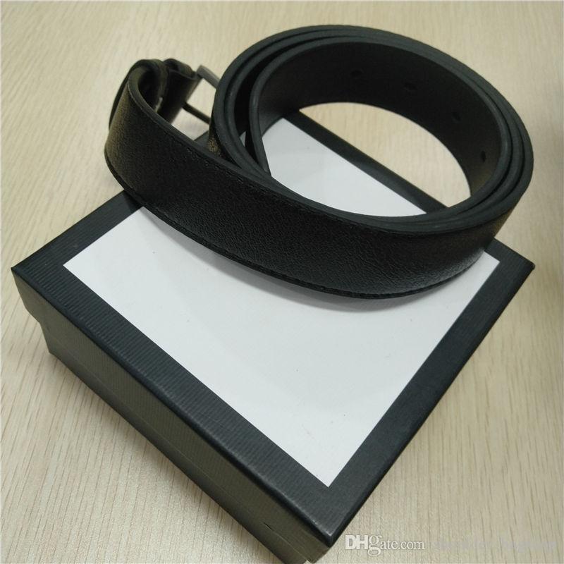Cinturones de diseñador Cinturones para hombre Cinturón de diseñador para mujer Cinturón de lujo de serpiente Cinturones de negocios de cuero Mujeres Hebilla de oro grande envío con caja