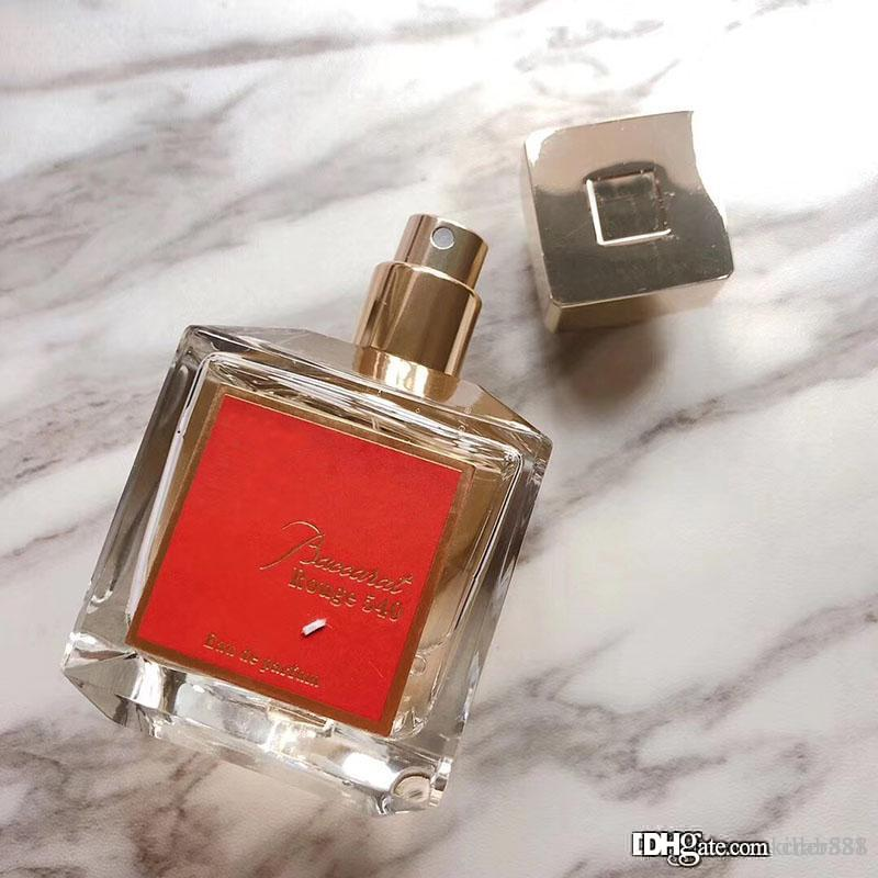 alta calidad fragancia fresca de gama alta noble perfume de la señora Wome perfume duradero Francis Marca 540 perfume femenino EDP70ML envío libre