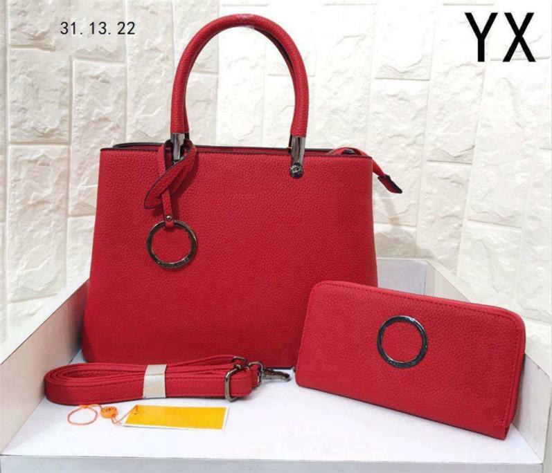 Moda de lujo bolsas de mano bolsos de mujeres famosas marcas de diseño Cruzado Bolsas con L0g0 mujeres de hombro señoras de bolsos