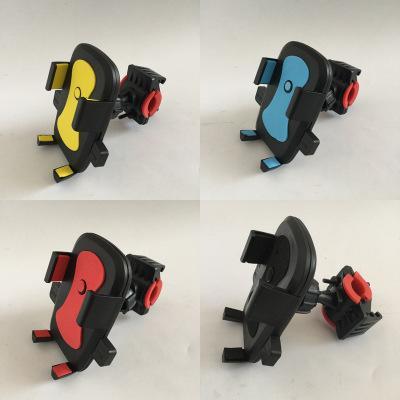 Универсальный навигационный велосипедный кронштейн горячие продажи аксессуары для велосипедов руль клип крепление кронштейн мобильный телефон велосипед держатель подставка для мобильного телефона