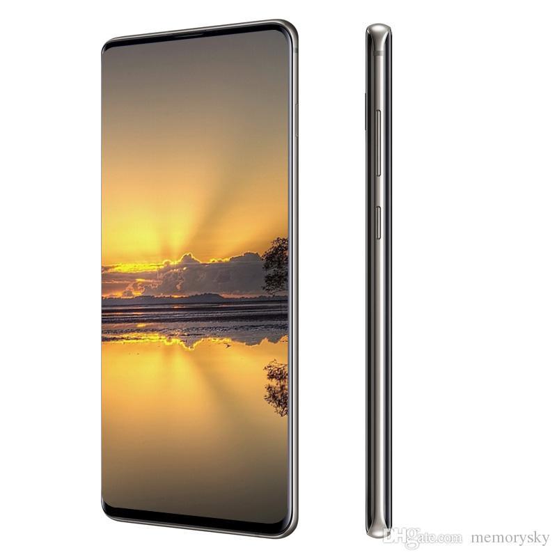 Goophone eS10 زائد MTK6580 QuadCore 1GBRAM 4 / 8GBROM 6.3 8MP Bluetooth4.0 الجيل الثالث 3G WCDMA الهاتف الروبوت صندوق مغلق 4G همية المعروضة