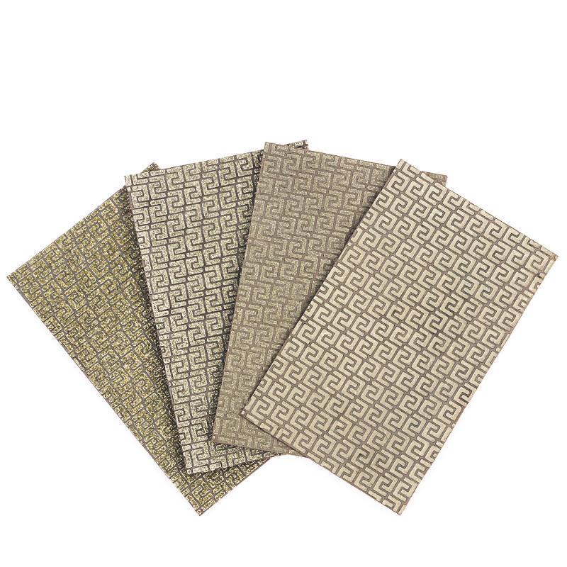 Lixa de diamante abrasivo 90 * 55mm polimento manual Sheets Pads Grit 60-400 Para Stone Granito Madeira substituição abrasivo