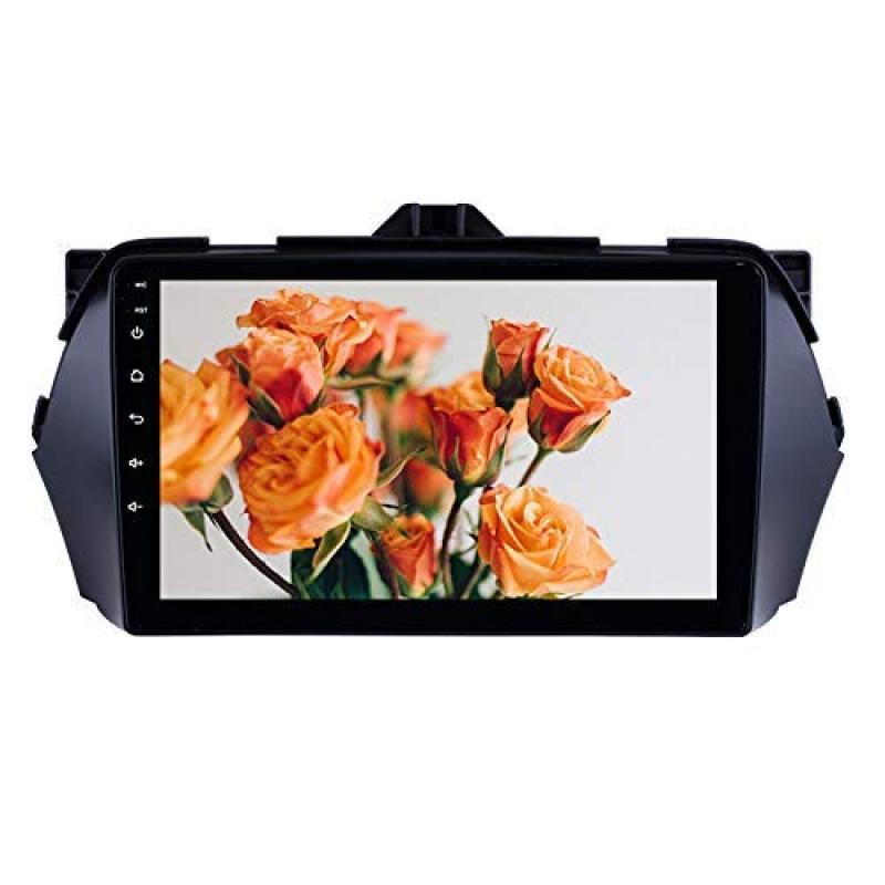 9 android radio navigation GPS 9.0 voiture pour 2016 autoradio à écran tactile Suzuki Alivio avec Bluetooth carplay SWC DVR caméra de recul