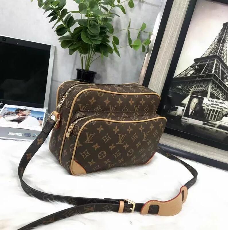 La migliore vendita borsa sacchetti di spalla del progettista della borsa della borsa di modo della borsa Portafoglio donna Womans borse combinazione libera borse Shopping Bag 11