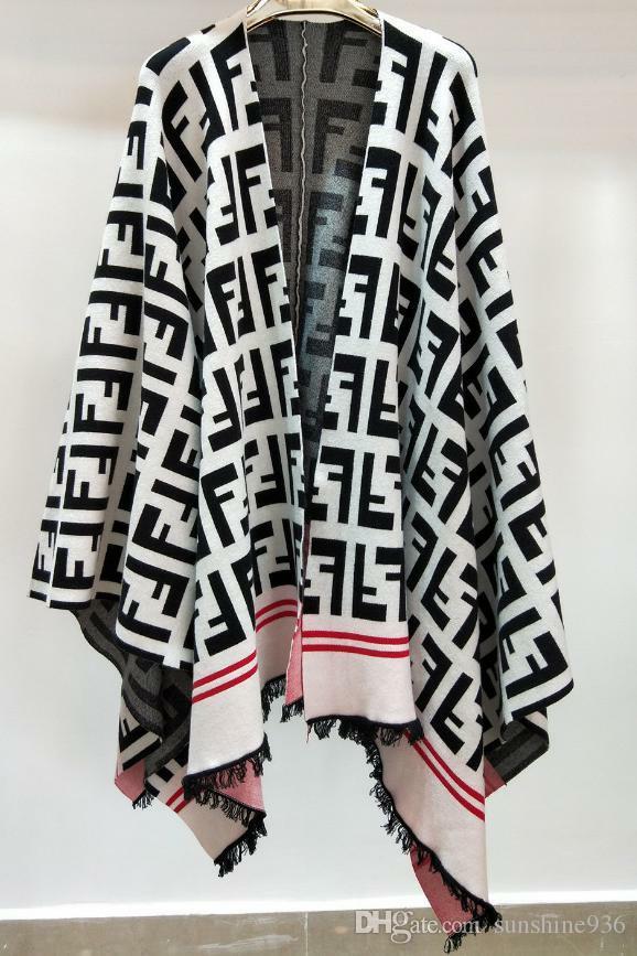 19SS 4 estilos novo xale Top Quality V -Pescoço Lã Cardigan torção Outer jaqueta de malha Cardigan de mulheres por atacado Camisolas Transações