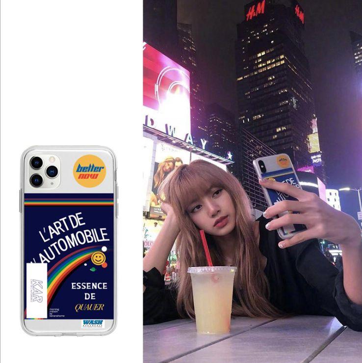 NOVO INS LISA mesmo design design de moda para IPHONE 6-11PRO CELULAR DIRT-RESISTENTE E QUEDA À PROVA DE CELULAR CASE FRETE GRÁTIS