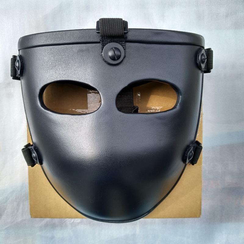 NIJ IIIA Арамидная маска для лица, полубаллистическая маска для лица