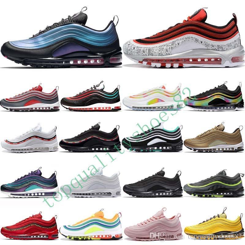 2020 I vapori Tn 97 il ritorno al passato Future attivo Donne Mens Running Shoes Jayson Tatum 97s Designer Uomini Sneakers Trainers arriva al massimo il formato 36-46