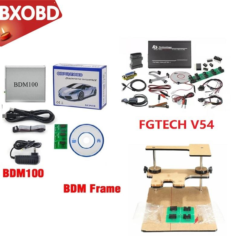 BDM 프레임 BDM 100 FGTECH 0475 프로그래머 칩 튜닝 도구 자동차 자동차 진단 자동 도구 fgtech의 V54의 BDM (100)