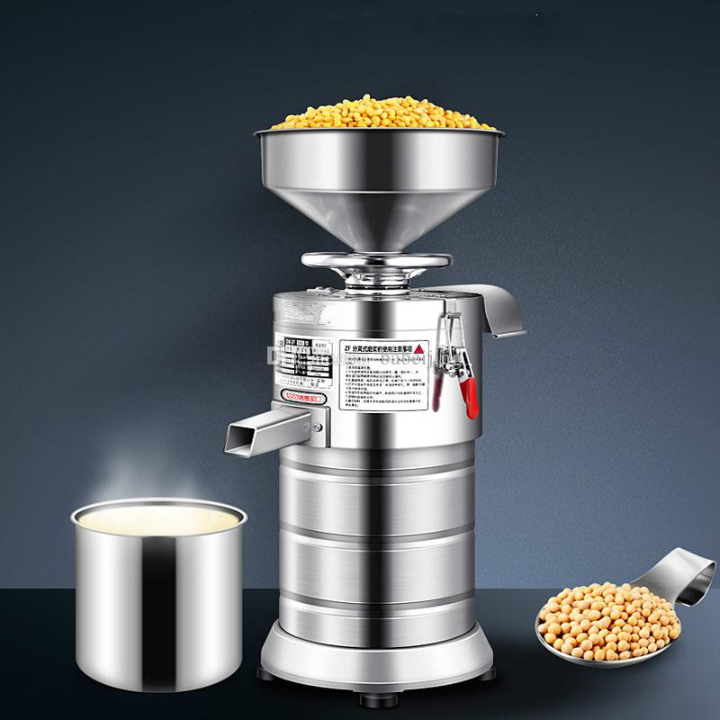 Machine commerciale en acier inoxydable de soja de soja de soja de soja de soja de soja de soja de soja à vendre