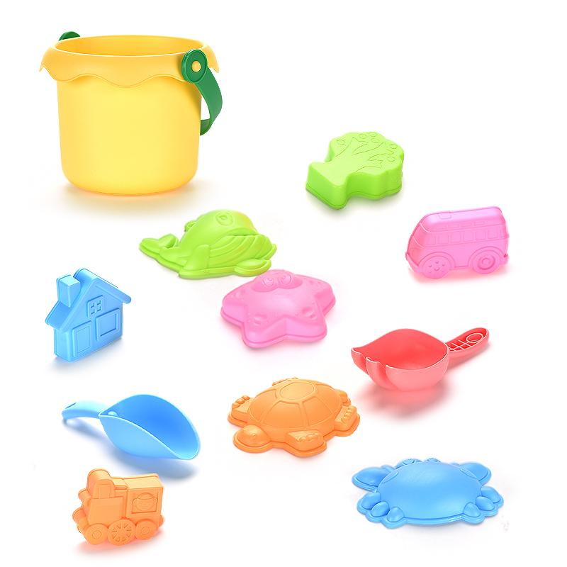 TW2001044 Eco Friendly Kids Outdoor Toys Sand Bucket Beach Toys for child