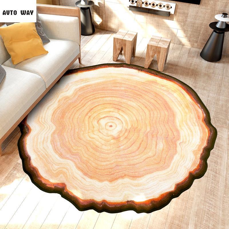 الإبداعية شجرة الوشم جولة السجاد لغرف النوم غرفة المعيشة غرفة القهوة مات الكمبيوتر الرئيسية كرسي البساط السجاد السرير