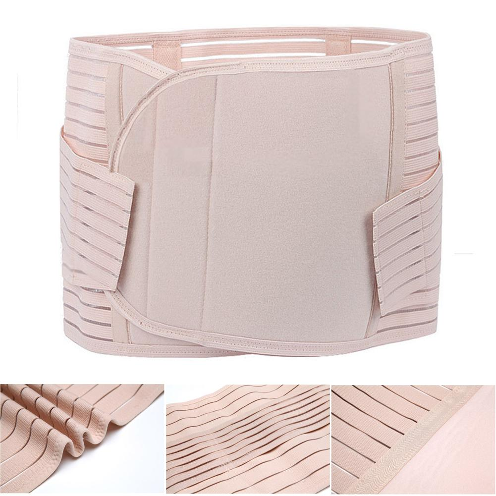 Belly respirável Slimming Bainha underwear instrutor Belt Modeling Strap estiramento pós-parto abdômen Cinturão Corset Shaper Nova