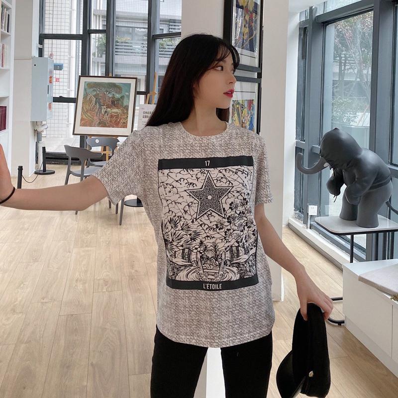 2020 Yeni Sıcak Marka Tees Tasarımcı T Gömlek Erkek Kadın Marka Tişörtlü Kazak Kısa Kollu Moda Streetwear Tasarımcı Bluz Hoodie 20042408L