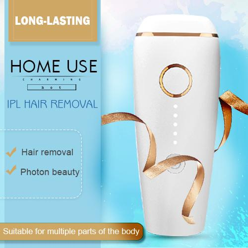 New Protable home use IPL shr hair removal equipment for different skin stypes free shipping salon beauty equipment