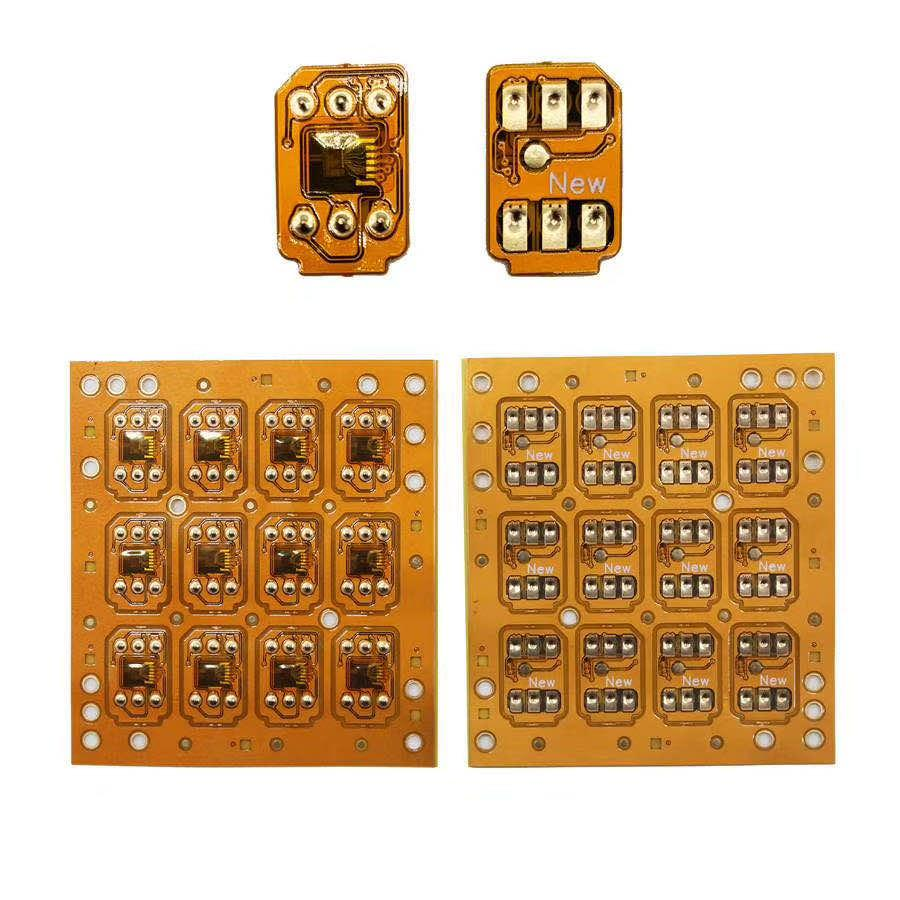 Новый двойной SIM Unlock Card RSIM разблокировки карты для IOS 13.X для США / T-Mobile, Sprint, Fido, DoCoMo других носителей Turbo SIM