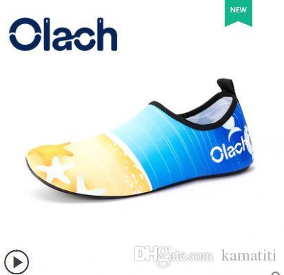 7876 sneakers Natation Sports nautiques Aqua Mer Plage Surf Chaussons Amont Chaussures de Sport Femmes Enfants
