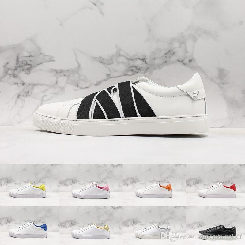 19SS Ace Sneakers 4D Lace Plattform Schwarz Weiß Plate-Form Damen Leder Casual Herren Designer Schuhe Luxe Low Sneakers Größe 35