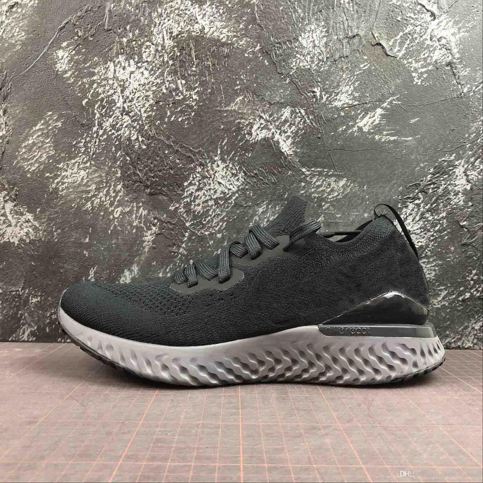 Cheap Sport Shoes React Running Shoes Sneakers Classic Multi Purposes Trainers For Men Women Training Fitness Size 36 45 Good Running Shoes Skechers