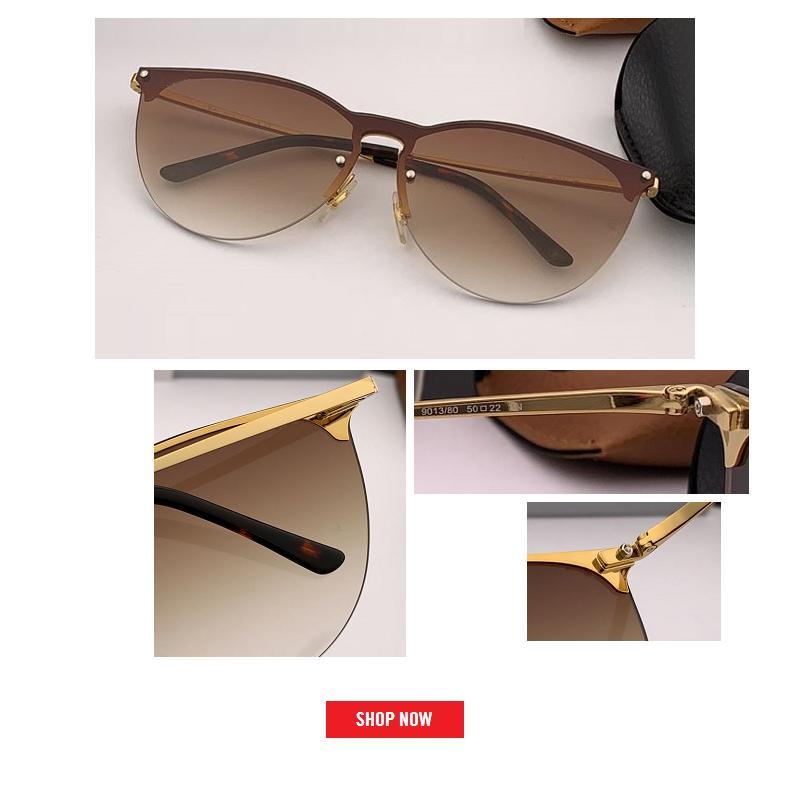 2019 estilo de moda al por mayor fresco Gafas de Sol Niñas Marca Cat Eye mujeres diseñador UV400 lente de mercurio Gafas de sol resplandor uv400 gafas 3652