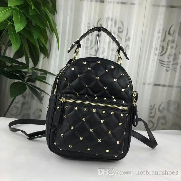 Factory Price Fashion New Distress Graffiti Printed Women Men Canvas Backpack Embellished with Multicolored Ropes School Travel Bags