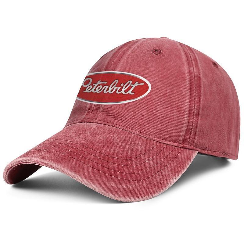 Большегруз Красный 3D Бейсбол мужская мода кепка сверчка прохладный регулируемая старинные шляпы спортивные джинсовые большой рог