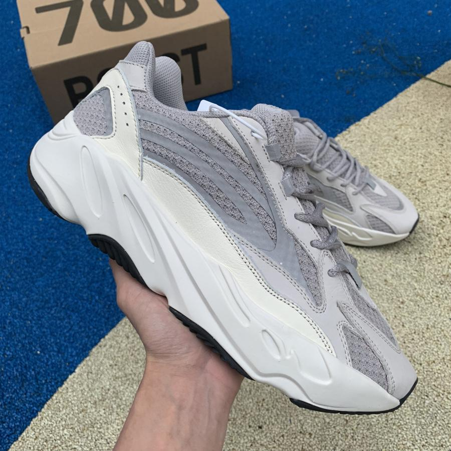 2019 700 V2 Statico Malva donne di lusso della moda del progettista di marca scarpe da esterno per gli uomini Nuovo arrivo scarpe da tennis della scarpa da tennis formatori dimensioni 5-12 mens