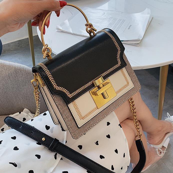 Франция плеча новая роскошь сумка сумки сумки дизайнерские цвета женские кошельки мода стиль дизайнер PU роскоши 4 Crossbody PuoNJ