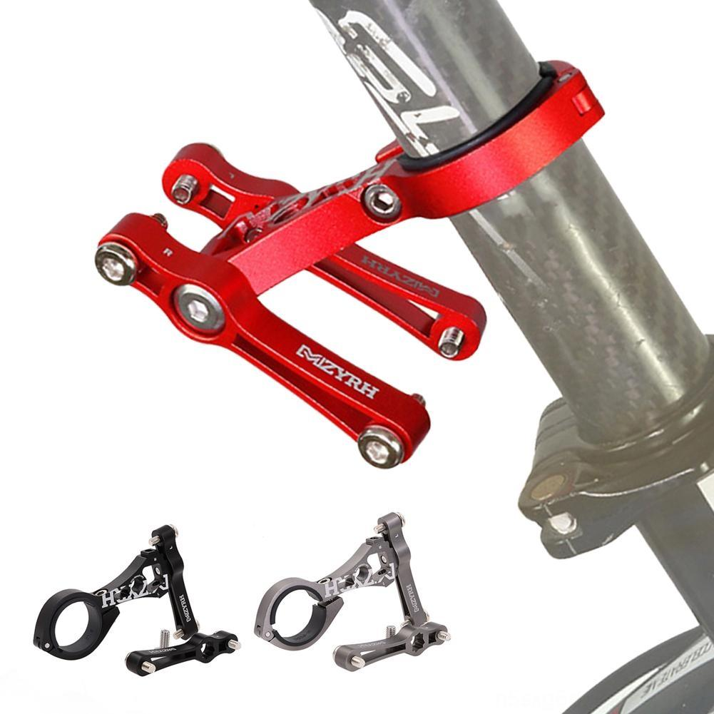 Outdoor Bike Bicycle Cycling Drink Water Bottle Holder Handlebar Adapter UK