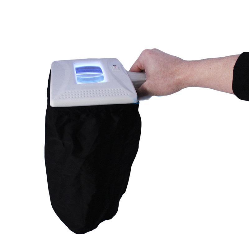 피부 검출기 손잡이 분석기 휴대용 숲 램프 스킨 케어 분석기 피부 진단 시스템에 대 한 돋보기 뷰티 살롱 스파 사용