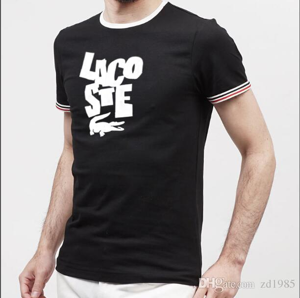 Nova verão designer de t-shirt dos homens de tigre cabeça letra bordados casal T-shirt dos homens marca de manga curta T-shirt das mulheres camisa S-3XL