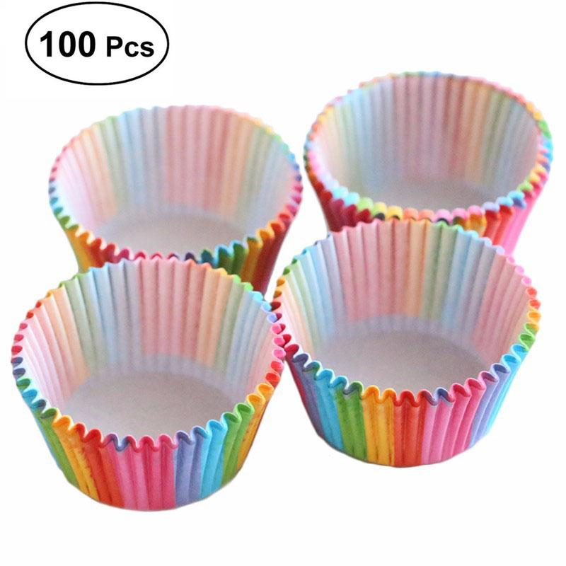 Mold DIY Grease-proof Party Supplies Animal Cake Paper Cups Flower Muffin Cup