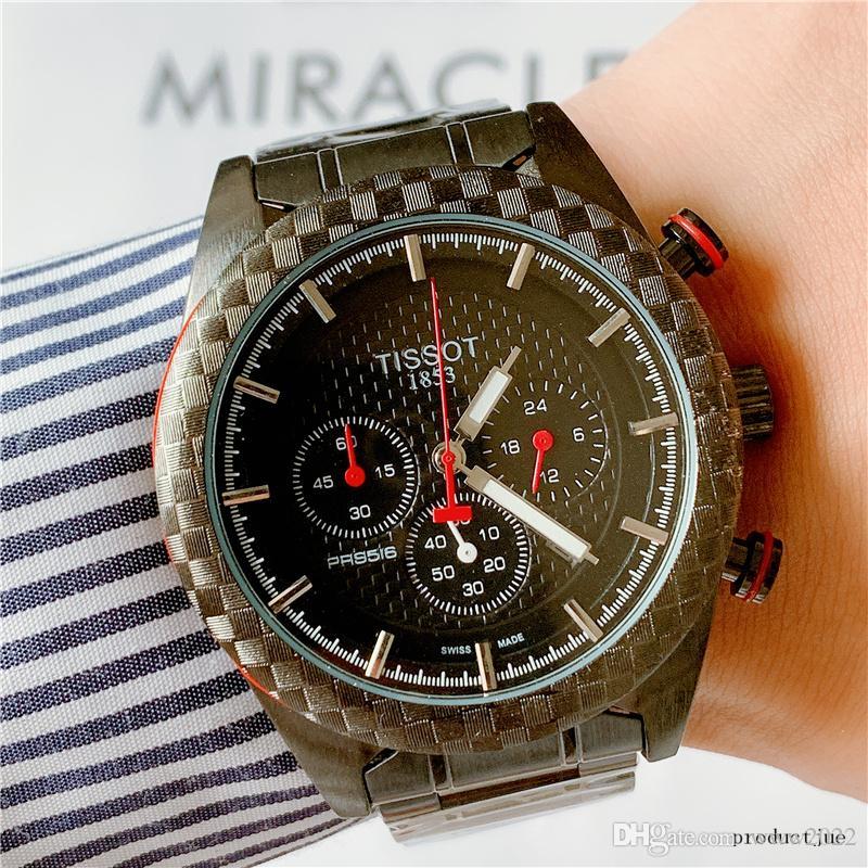2020 Herrenuhren 116500LN Designer-Uhr Montre De Luxe Automatik-Armbanduhr Keramik-Lünette 316L Stahl Adustable Faltschliesse 19 Farb