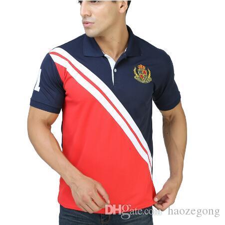 الرجال بولو شيرت الرياضة الصلبة تي شيرت للرجال الغولف قصيرة الأكمام قمم المحملات ترينينج ممارسة قمصان المشي لمسافات طويلة الفانيلة