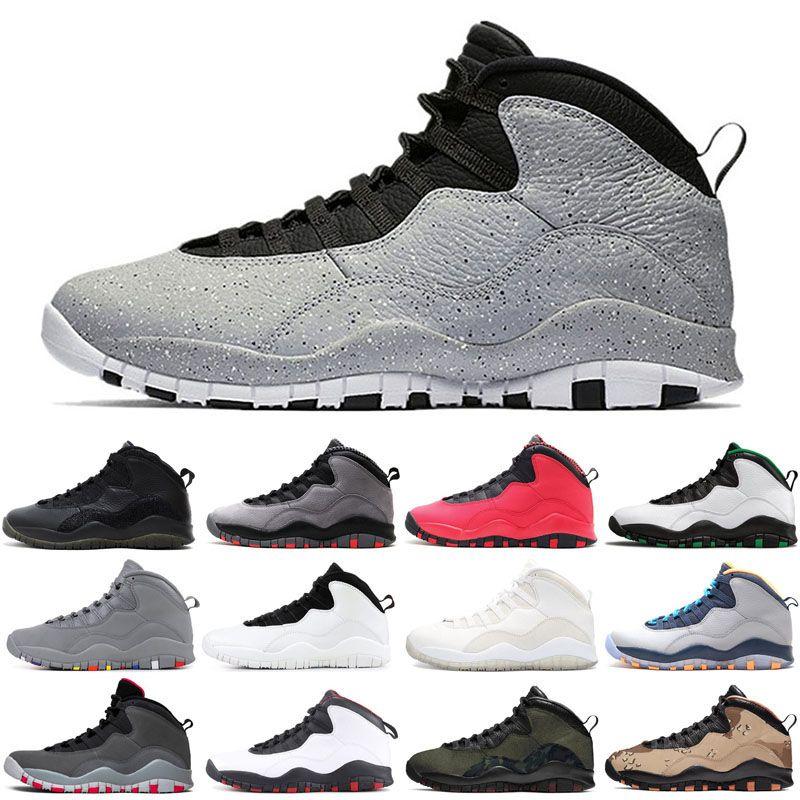 Cheap 10 10s Men Basketball Shoes