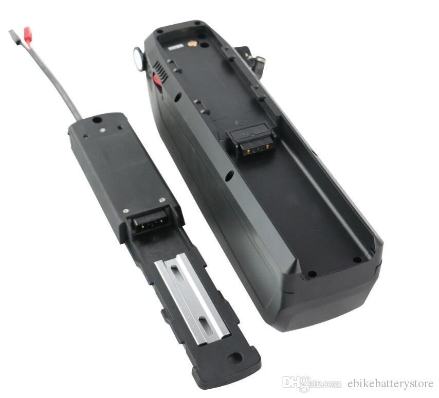 Great Hailong гигантская батарея для велосипеда 48V 17AH Литий-ионная литиевая батарея от 650 Вт до 1000 Вт для электрического велосипеда с переключателем + 5В USB-порт