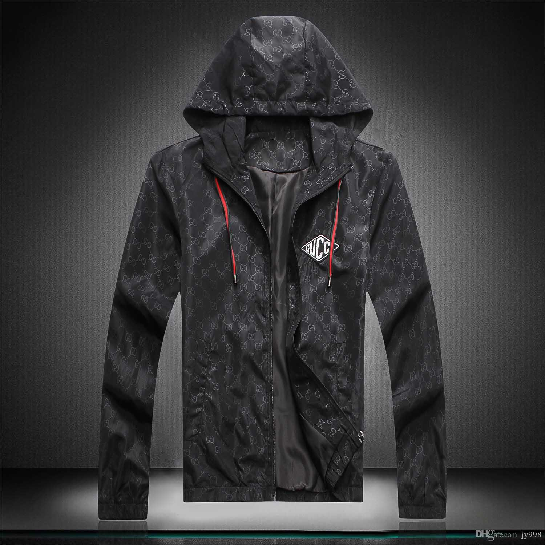 Новая Осень Зима новый роскошный desig высокое качество с длинным рукавом Медуза мужская ветровка куртка мужская повседневная куртка 2020