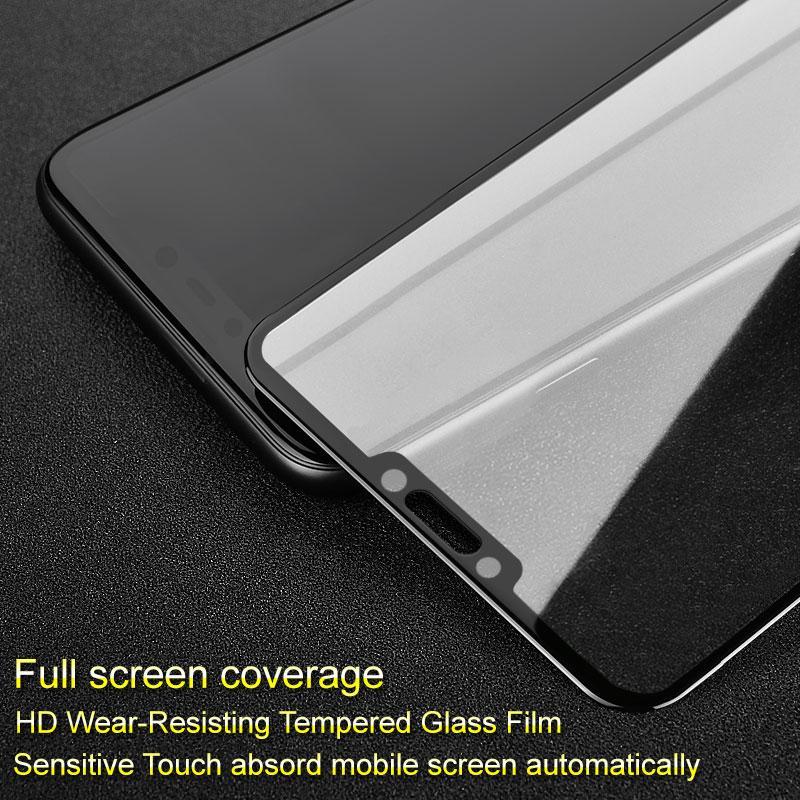 Оптовая Pro + протектор экрана для Huawei Nova3i полный охват закаленное стекло защитная пленка для Huawei Nova 3i полный клей Absord