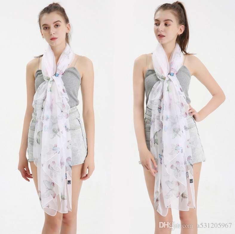 Feminino Primavera Outono Pescoço Cachecol mulher da moda Presentes Fringe Scarf alta qualidade écharpe de luxo atacado