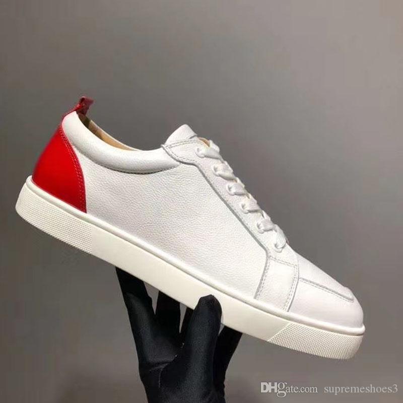 2020 de calidad superior de los hombres mujeres de la plataforma de ocio mujeres de la moda de zapatos de plataforma Spikes zapatos zapatos ocasionales del cuero 38-46 U41
