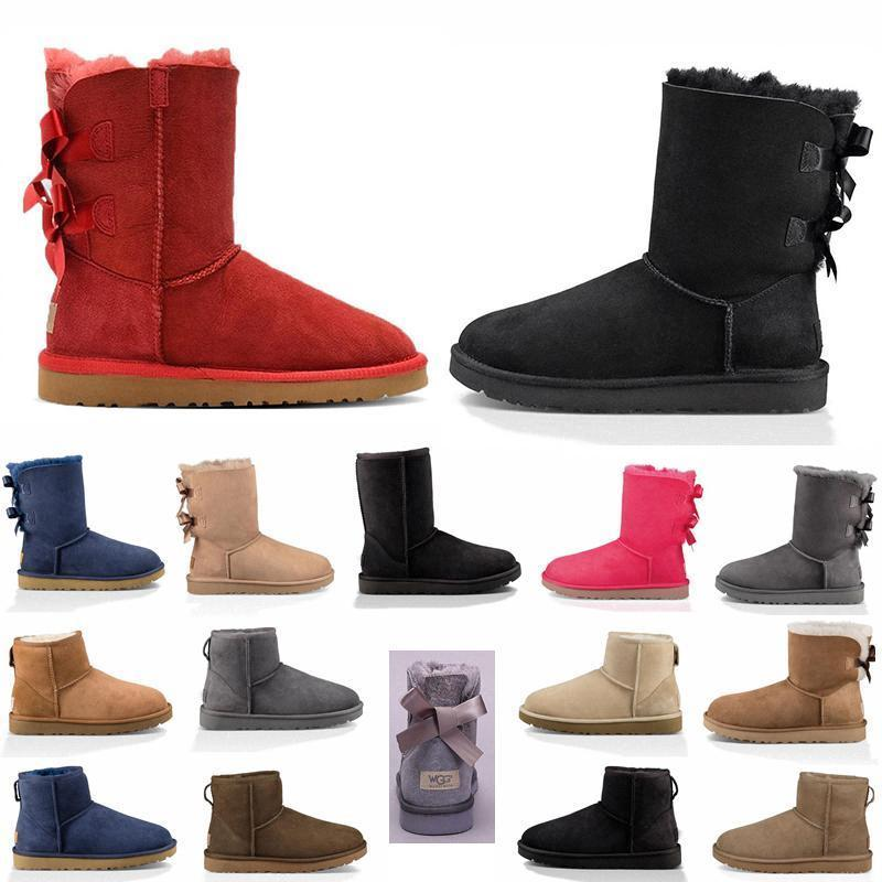 Free shipping 2017 High Quality wgg womens Classic tall Boots Womens boots boot Snow Winter boots leather boot shoes 36-41 15sdab9b8#