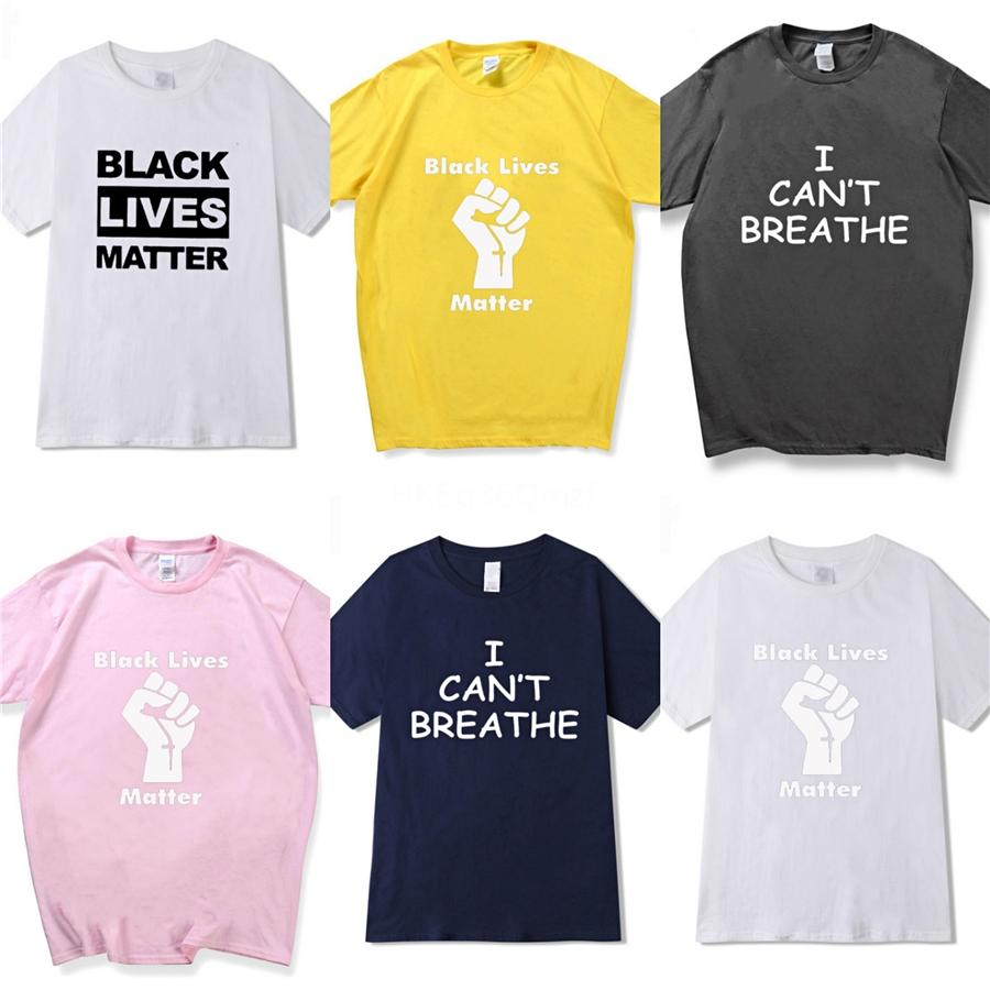 I Cant respirare! Progettista caldo di vendita del Mens di marca shirt Muscoli T Bodybuilding uomini fitness cotone delle parti superiori Singlets più grande formato maglietta Gasp migliore Q # 55